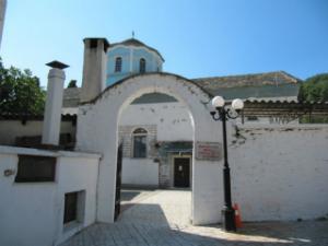 Crkva je sagrađena 1845. godine
