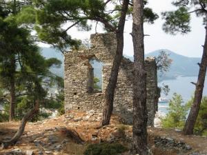 Ostaci srednjevekovne citadele