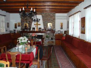 Manastir je sagrađen 1813. godine na mestu stare crkve
