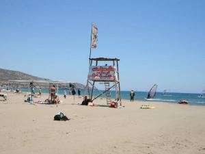 Prasonisi, surferski raj