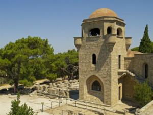 Manastir Panagia Filerimos