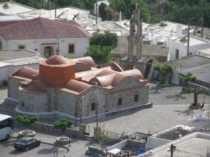 Vizantijska crkva Kimisis Tis Teotoku je izgrađena 1060. godine