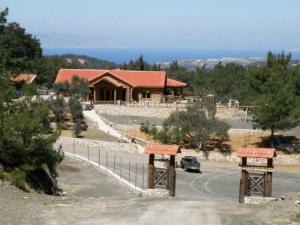 Taverna Funtukli se nalazi u blizini sela Dimilia