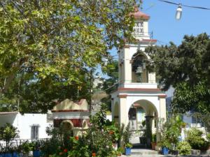 U selu postoje dve crkve