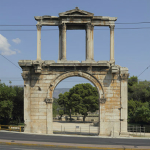 Hadrijanov slavoluk u Atini