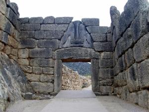 Lavlja vrata u Mikeni