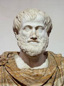 Mermerna bista, rimska kopija grčke originalne bronzane koju je izradio Lisip oko 330. p.n.e.