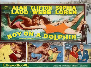 Dečak na delfinu