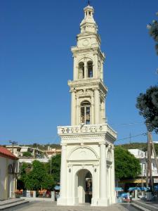 Crkva u blizini glavnog trga