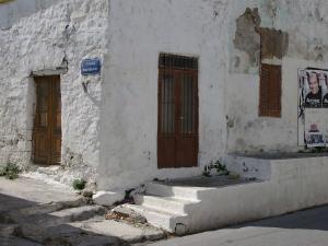 Stara kuća u selu Kremasti
