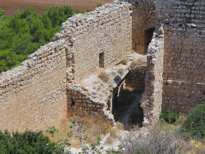 Ruševine srednjevekovnog utvrđenja