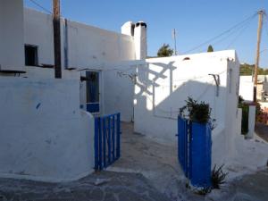 Stara kuća u selu Psintos
