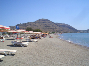 Plaža je uređena i ima Plavu zastavu