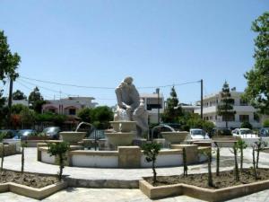 Faliraki je grad Rodos najpopularnije letovalište na ostrvu