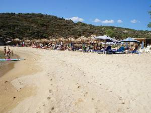 Agridia je samo jedna od brojnih plaža u oblasti Sikja (Sikia)