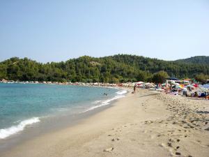 Armenistis je jedna od najlepših plaža na Sitoniji i na celom Halkidikiju