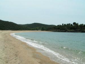 Peščana plaža Azapiko