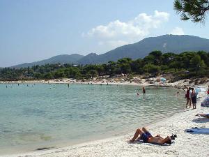 Plaža Karidi