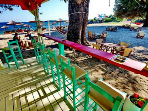 Fenomenalni beach bar Las Bandidas