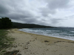 Plaža hotela Poseidon