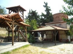 Simpatična crkvica Panagia po kojoj je mesto nazvano
