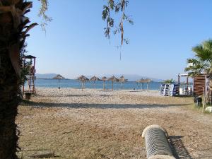Kiani Akti, gradska plaža u Prevezi