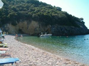 Mega Ammos je jedna od najboljih plaža u okolini Sivote