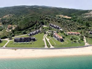 Komleks luksuznih vila na plaži Komica