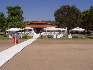 Odličan beach bar Paraty